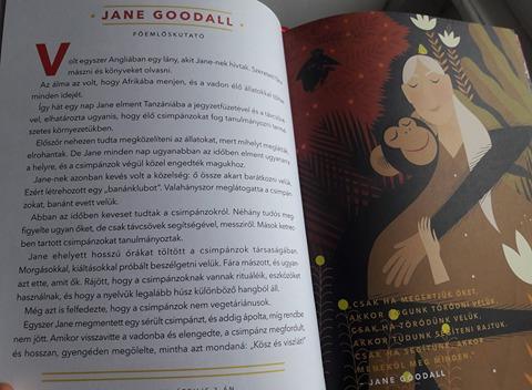 Jane Goodall brit etológus sem ismeretlen számunkra fa1c864255