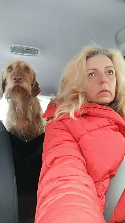 Erika és kutyája