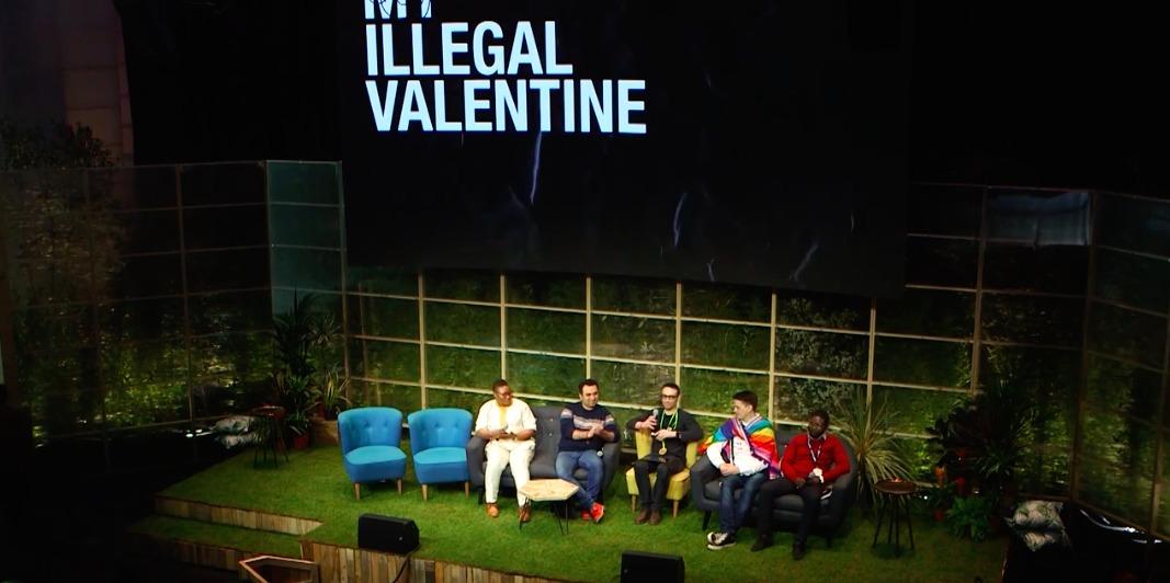A My Illegal Valentine előadói