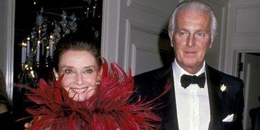 Audrey és Hubert 1988-ban, Kalifornia