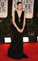 Rooney Mara a 2012-es Golden Globe-gálán