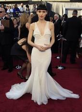Rooney Mara a 2012-es Oscar-gálán