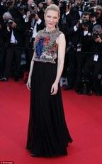 Cate Blanchett Cannes-ban 2014-ben