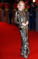 Cate Blanchett 2015-ben, a Hamupipőke premierjén