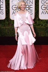 Cate Blanchett a 2016-os Golden Globe-on