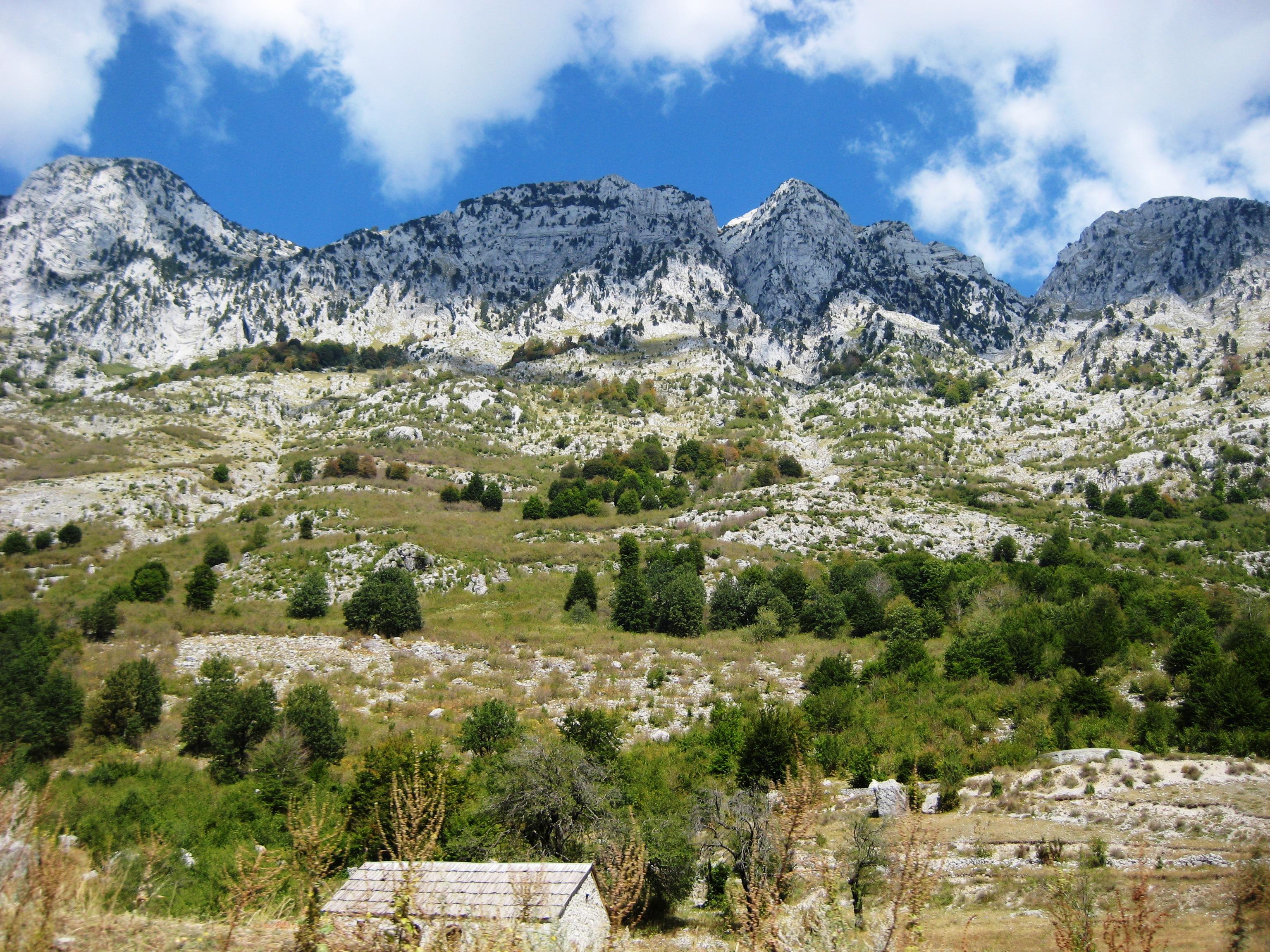 Kulla a hegyvidéken