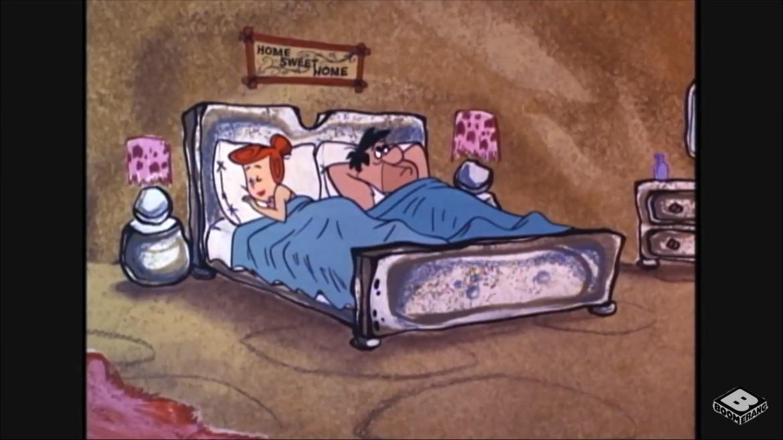 rajzfilm flintstone pornó