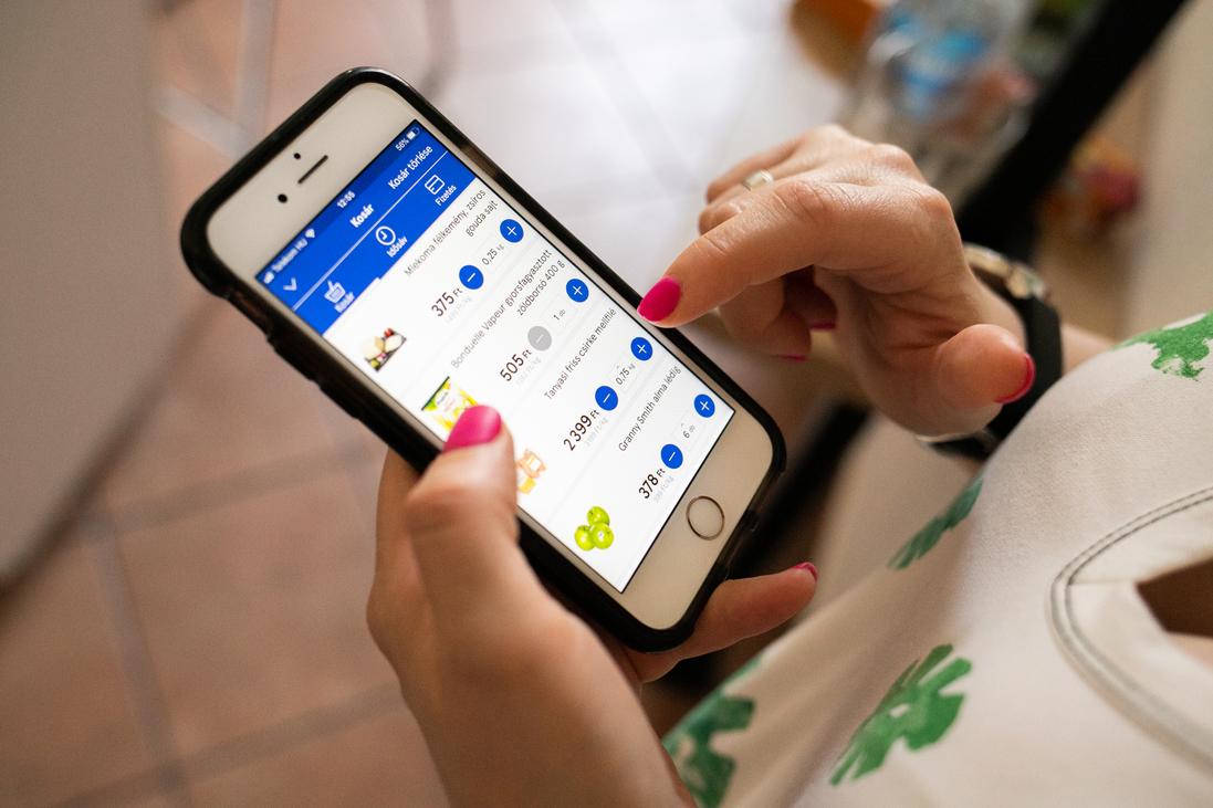 Tesco online rendelési és házhoz szállítási szolgáltatás