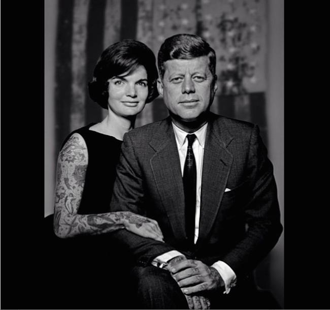 Jackie és John F. Kennedy