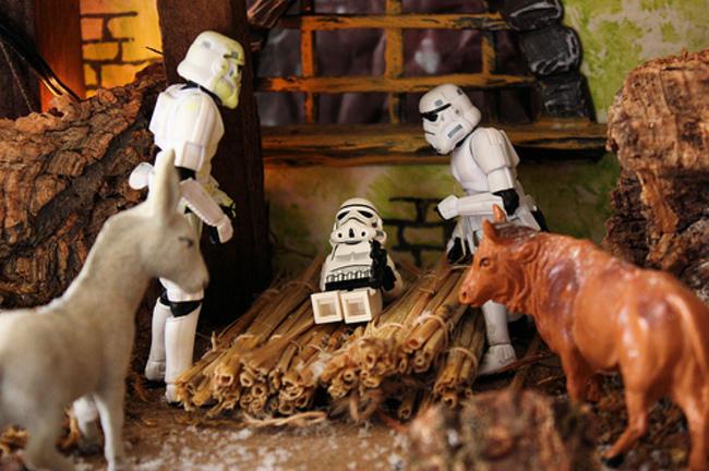 Star Wars-betlehem