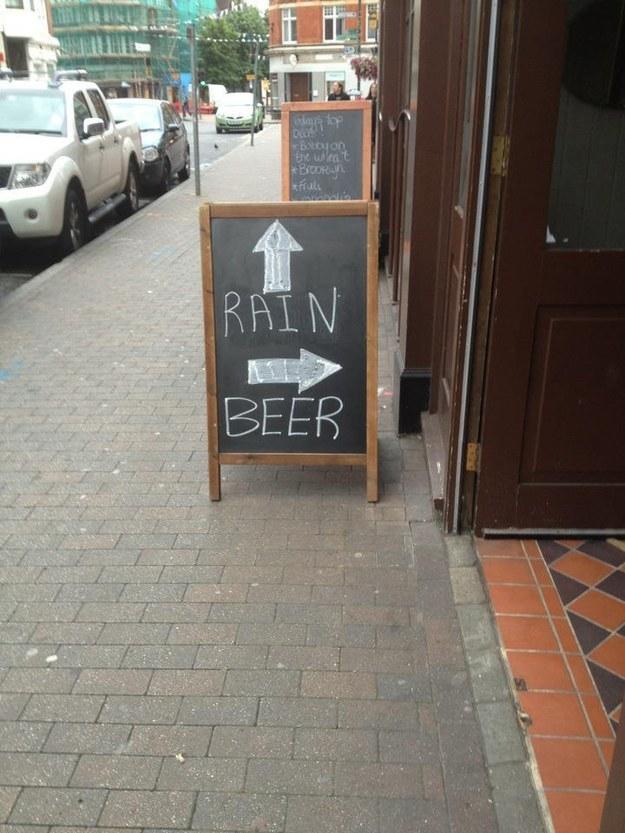 rain-beer